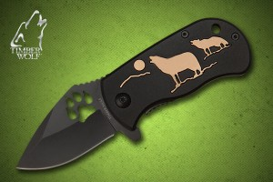 TW298 Timber Wolf Pack Leader Assisted Opening Pocket Knife